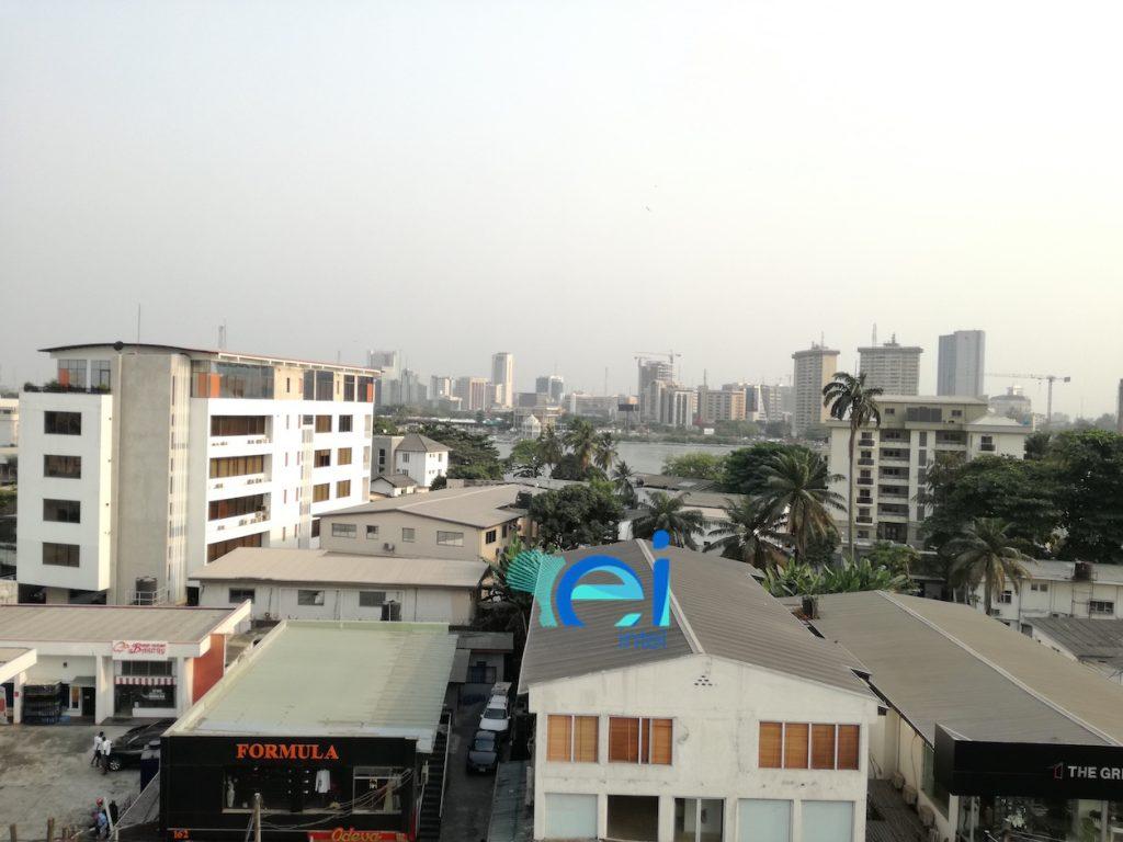 The View. January 2018. Development: Ogun House, Awolowo Road, Ikoyi - Lagos
