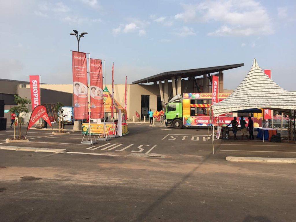 Development: Kumasi City Mall, Kumasi - Ghana