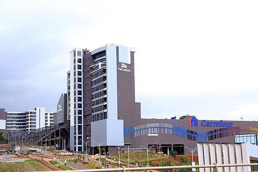 Two Rivers Mall, Kenya. Image Source: nation.co.ke
