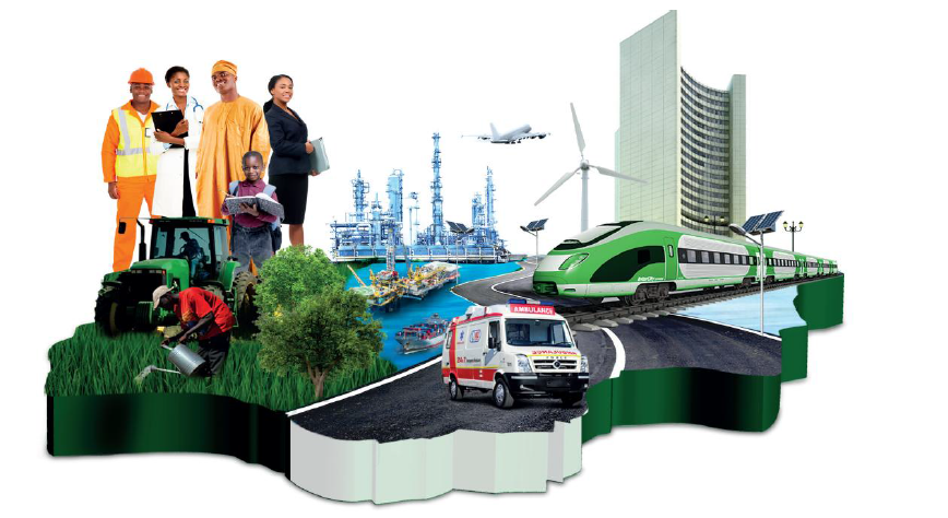 Strategy for Construction and Real Estate in Nigeria's Economic Recovery & Growth Plan