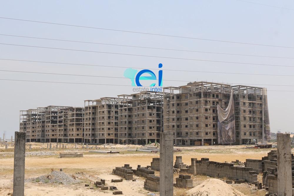 March 2017. Development: Ilubirin, Lagos Island, Lagos