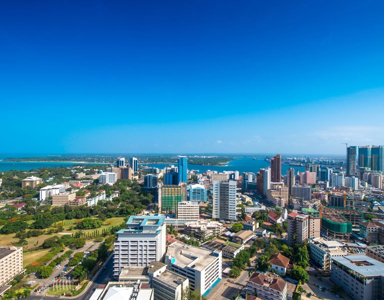 World Bank Approves $130m additional financing for Tanzania Strategic Cities Project. Image Source: uhuruheightsa.com