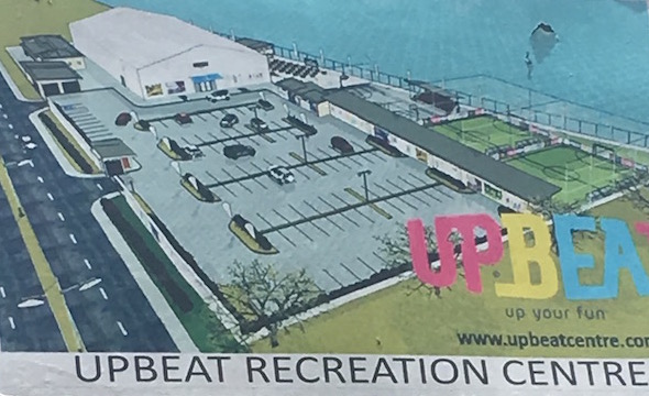 Development: Upbeat Recreation Centre, Admiralty Road, Lekki Phase 1 - Lagos