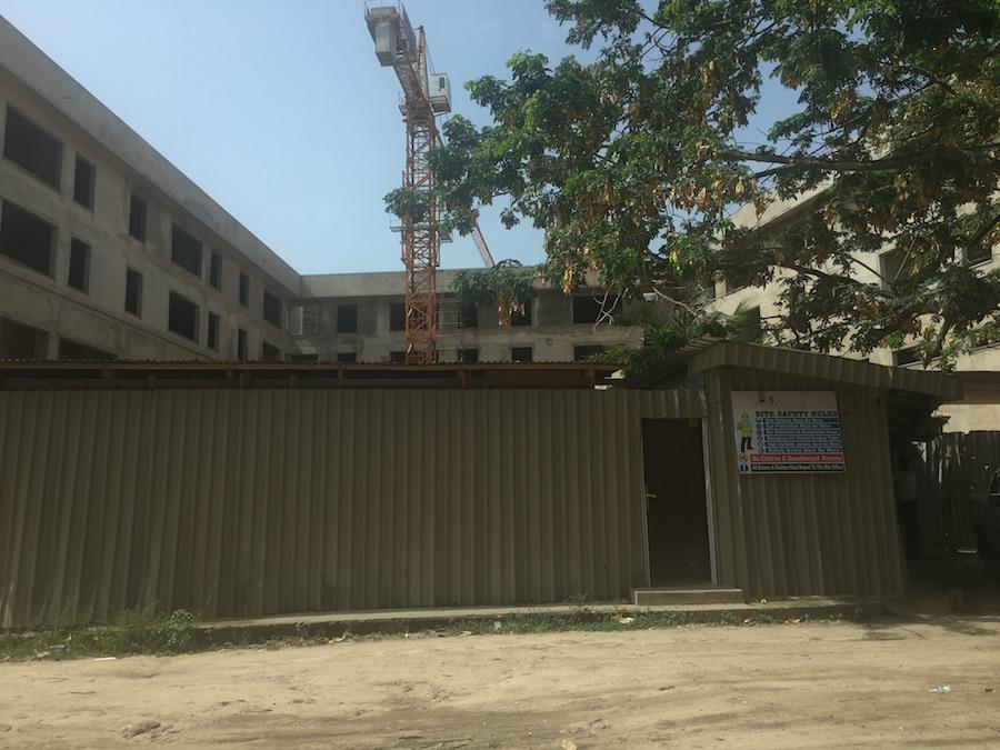 Development: Short Stay Apartments, Razak Okoya Crescent, Ikoyi - Lagos