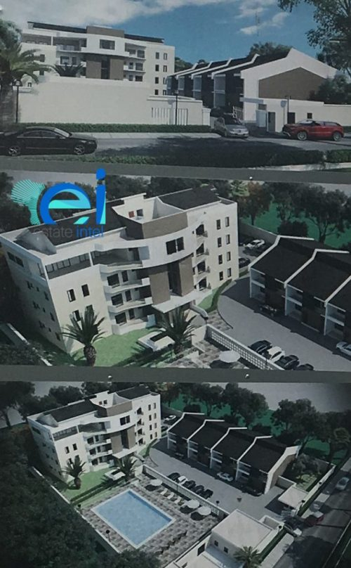 Residential Development by Africa Reinsurance on 1 Inupa Drive, Off Queens/Oyinkan Abayomi Drive, Ikoyi Lagos