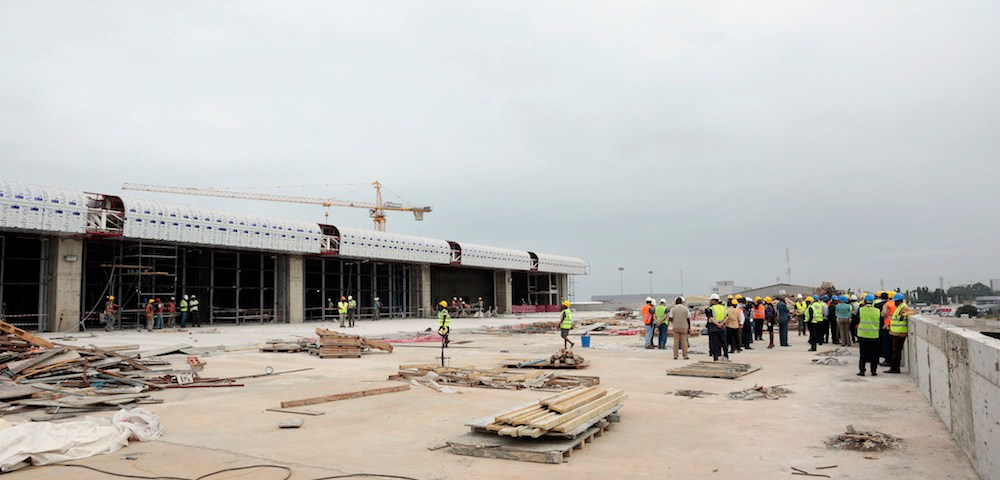 AfDB Supports Expansion of Ghanaian Airport with $120m facility. Image Source; AfDB President Flickr
