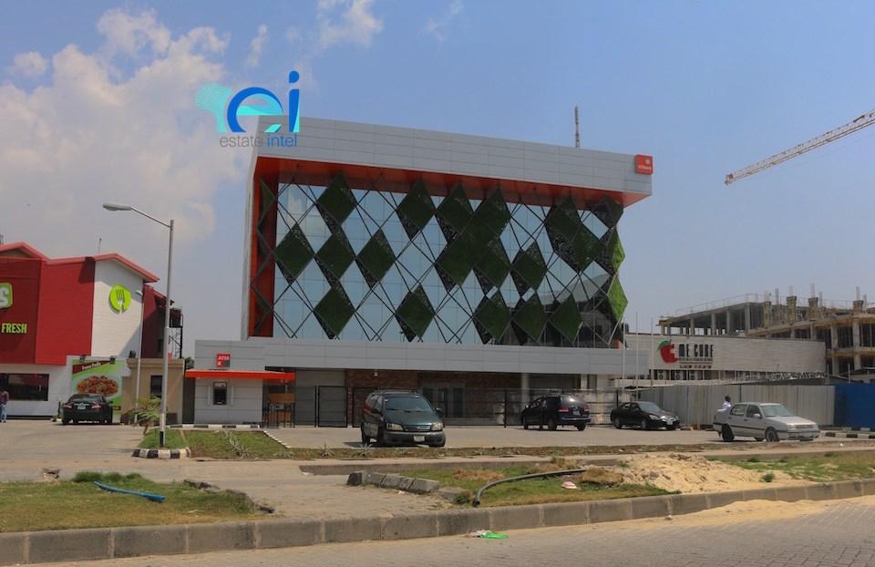 November 2017. Updated - Development: GTBank Branch, Admiralty Way, Lekki Phase 1, Lekki - Lagos