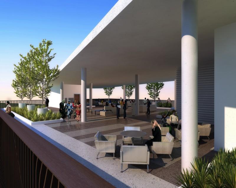 Development: FlagHouse, Abuja Technology Village, Abuja