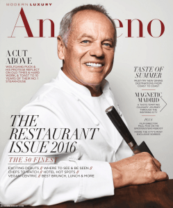 angeleno magazine restaurant issue 2016 best Los Angeles restaurants