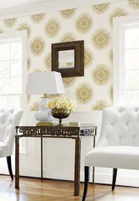Graphic Resource Wallcovering: New from Thibaut Design