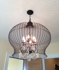 Bird Cage Light Fixture : 7 Stunning Birdcage Light ...
