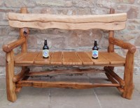 Build Your Own Rustic Furniture : 8 Ideal Rustic Furniture ...