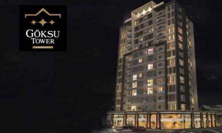 شقق للبيع Göksu Tower