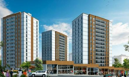 مشروع سكني تجاريMayra Sancakkoru
