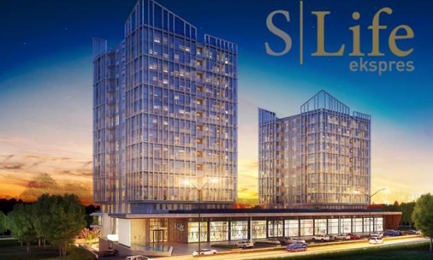 مشروع S life Ekspres سكني تجاري