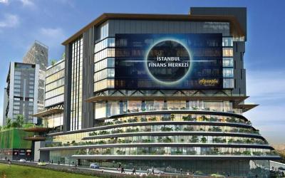 معمار الحياة İstanbul Uluslararası Finans Merkezi A Blok