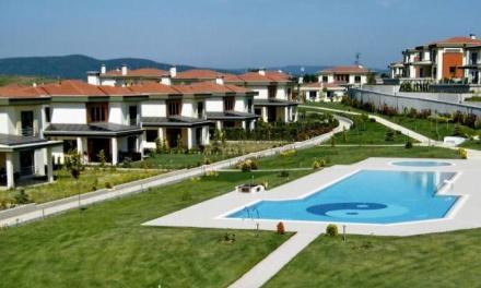 Tepe Park Villaları فلل اسطنبول الاسيوية