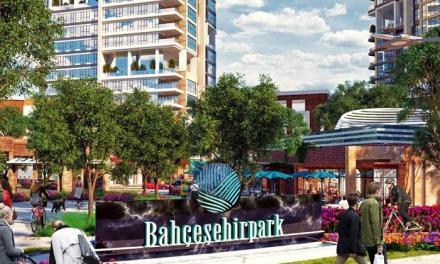 Bahçeşehir Park مشروع بهجة شهير بارك