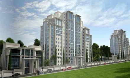 مشروع سكني Evinpark Rezidans Ataşehir