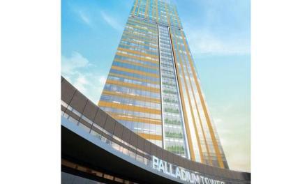 مكاتب Palladium Tower في اسطنبول الاسيوية