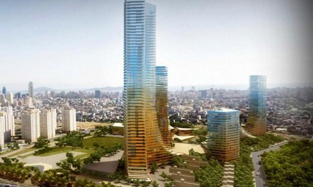 مشروع Varyap Meridian اسطنبول الاسيوية