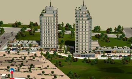 مشروع Huzzak Tower Metro باشاك شهير