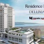 مشروع ريزيدنس ان ديلوكس Residence Inn Deluxıa