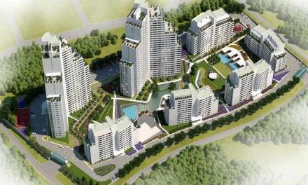 مشروع سبرادون فادي اسطنبول Spradon Vadi