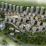 شقق للبيع في مشروع وادي تبه Vaditepe Bahçeşehir