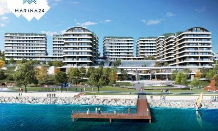 مجمع مارينا Marina 24 السكني بيوك شكمجة