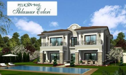 مجمع Pelican Hill Ihlamur Evleri السكني بيوك شكمجة