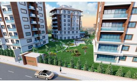 مجمع Çınar6 Evleri السكني اسنيورت