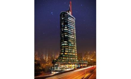 مجمع Almina Tower İstanbul السكني