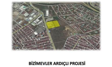 مشروع Bizim Evler Ardıçlı السكني