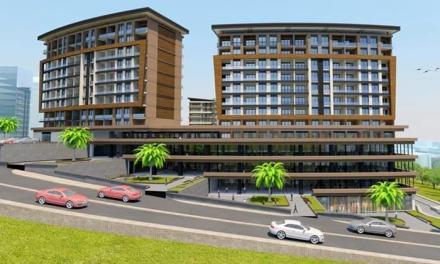 مشروع Botanica İstanbul السكني اسنيورت