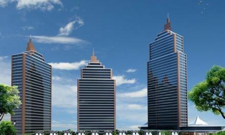 ديلتا دبي تاور Delta Dubai Tower السكني