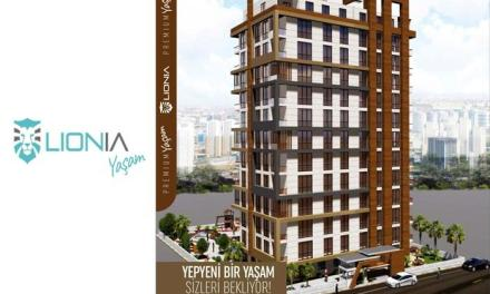 مجمع الاسد Lionia Yaşam Evleri اسنيورت اسطنبول