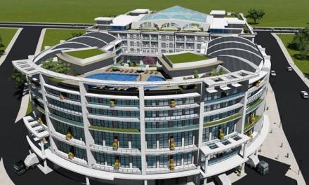 مجمع Ncadde Ottoman Otel+Residence السكني الفندقي