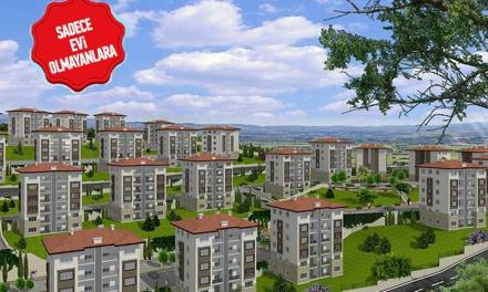 مشروع كبتاش تشاتلجا KİPTAŞ Çatalca Konutları