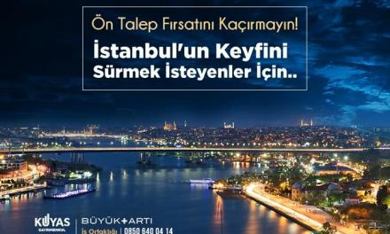 مشروع Baharyaka Eyüpsultan السكني سلطان ايوب