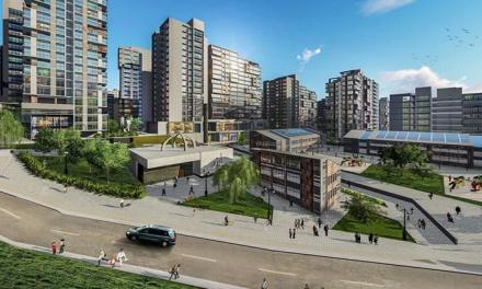 مجمع Ahes Misal İstanbul السكني