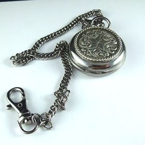 Montana Silversmith Western Pocket Watch