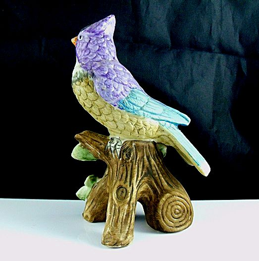 Song Bird Figurine