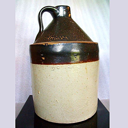 Antique Crock Jug