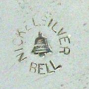 Bell Trading Post Money Clip