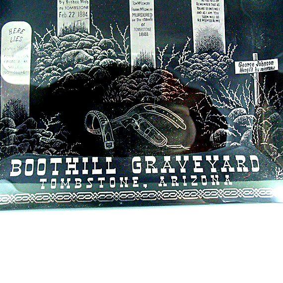 Boothill Graveyard Souvenir