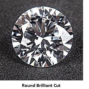 Round Brilliant Cut