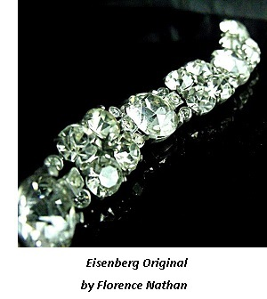 Eisenberg Costume Jewelry Collecting