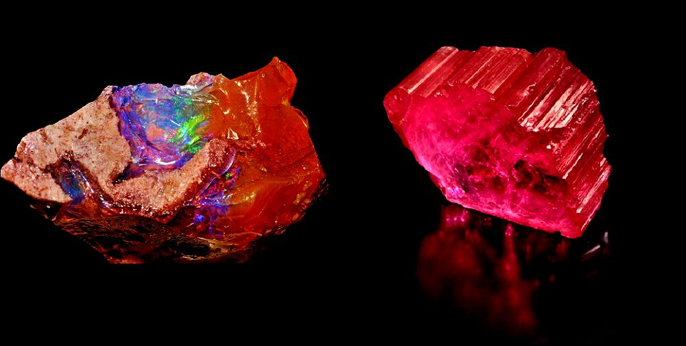 October's Birthstones