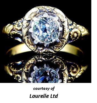 Georgian Era Jewelry Ring